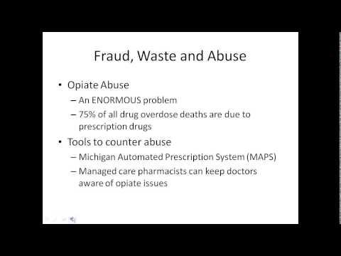 CSPM Webinar Series: Managed Care