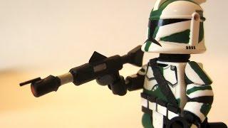 How To Make A Custom LEGO Star Wars DC-15a Blaster Rifle (Tutorial)