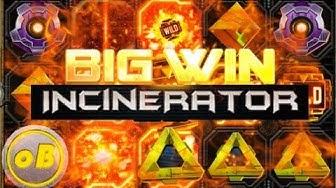 Incinerator - Casino Online Slot - Leovegas Casino