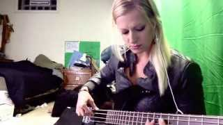 """311 """"Love Song"""" Bass Cover"""