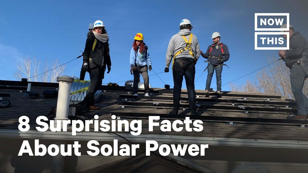 8 Surprising Facts about Solar Power