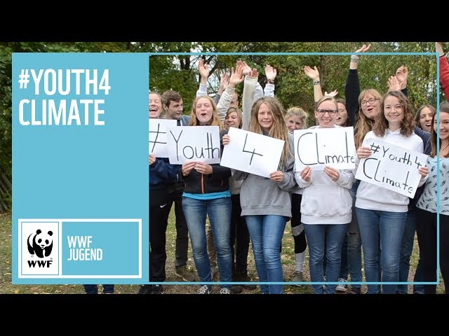 #Youth4Climate - Stand up against climate change! | WWF Jugend | WWF Deutschland