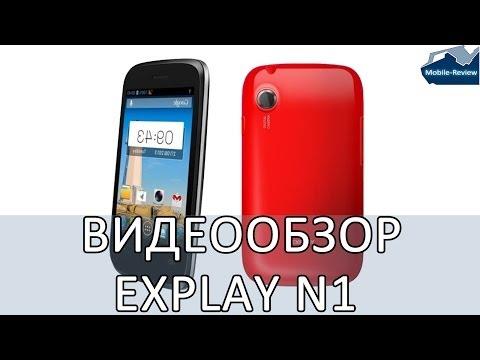 Видеообзор Explay N1