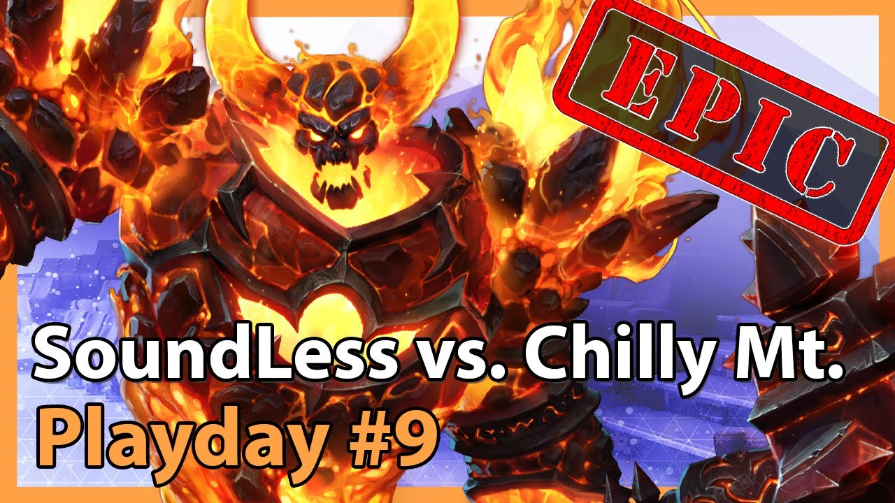 EPIC: SoundLess vs. Chilly Mountain - MC - Heroes of the Storm 2021