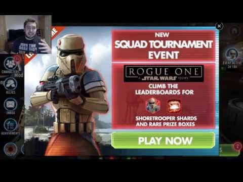 First Live Stream and Initial Reactions to Squad Tournaments!