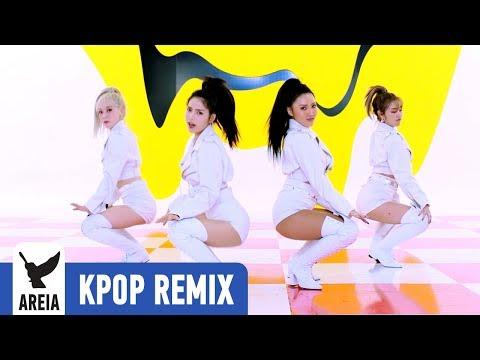 [KPOP REMIX] MAMAMOO - Gogo Bebe   Areia Kpop Remix #341