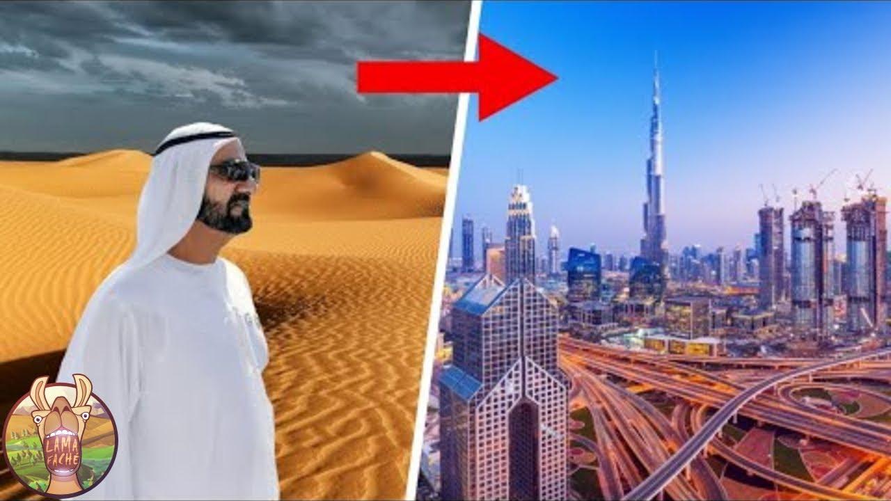 Les Nouveaux Projets Futuristes De Dubai Vont Vous Choquer !