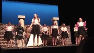 I Feel Like A Woman - Emma Musical by MCHS 2016