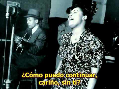 All of me, subtitulado  Billie Holiday