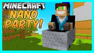 Minecraft Nano Party #01 - NOWE PARTY!