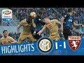 Inter - Torino 1-1 - Highlights - Giornata 12 - Serie A TIM 2017/18