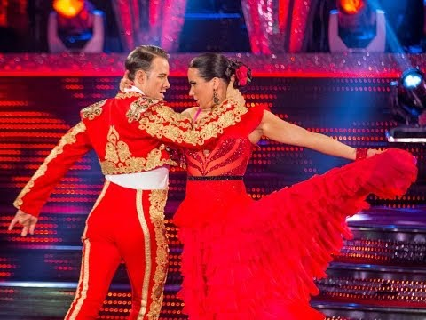 Susanna Reid & Kevin dance the Paso Doble to 'Los Toreadors' - Strictly Come Dancing: 2013 - BBC One