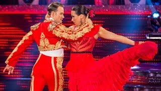 Susanna Reid & Kevin dance the Paso Doble to