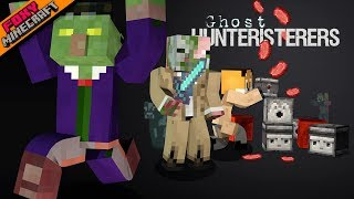 Ghost Hunteristerers | Truly Bedrock Season 1 [56] | Minecraft Bedrock Edition SMP
