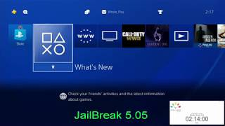 How to Jailbreak PS4 on 5.05 [May 2018] tutorial