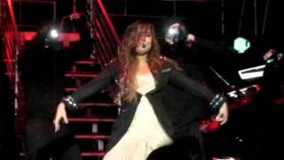 Demi Lovato- Unbroken LIVE NYC 9/17/2011