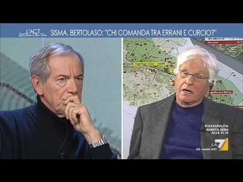Bertolaso: 'Protezione Civile: chi comanda tra Errani e Curcio?