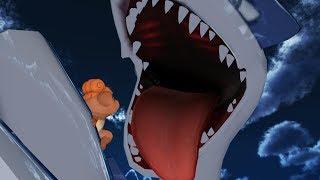 Sea monster vore(warning vore)