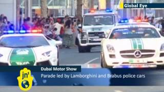 Dubai luxury car parade: USD 130 million worth of supercars on show in bling bling Gulf state