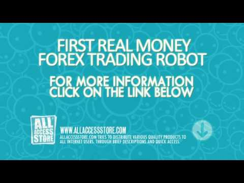 First Real Money Forex Trading Robot - forex - forex trading - trading.