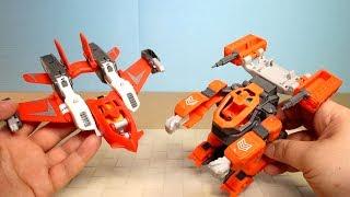 Трансформеры с Машинками Havex Machines