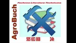 Instrkcja napraw obsługi  ciągnik, katalog serwisowa naprawy