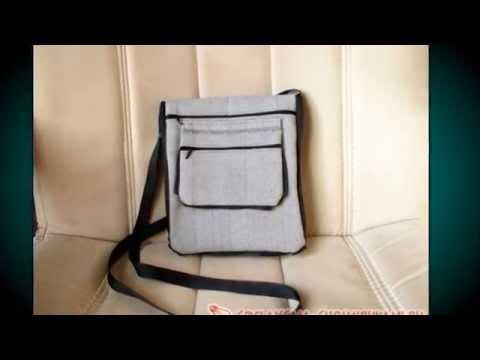 Японская сумочка узелок  омияге /Japanese Knot Bag