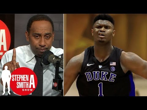 'I don't want this man in Cleveland' – Stephen A. on Zion Williamson to Cavs | Stephen A. Smith Show