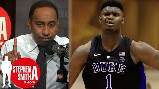 'I don't want this man in Cleveland' - Stephen A. on Zion Williamson to Cavs | Stephen A. Smith Show
