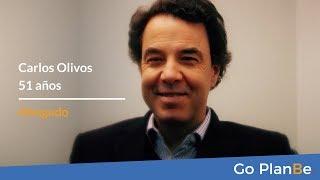 Testimonial Go PlanBe | Carlos Olivos