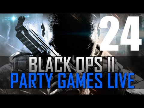 Black Ops 2 Mobiele Telefoon !? - Party Games Live #24 (Dutch Commentary)