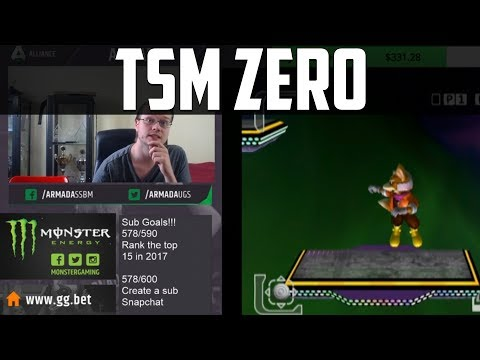 Thoughts on TSM ZeRo's Melee Skill, Potential, and Smash Legacy