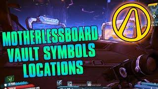 borderlands the pre sequel motherlessboard cult of the vault locations claptastic voyage dlc