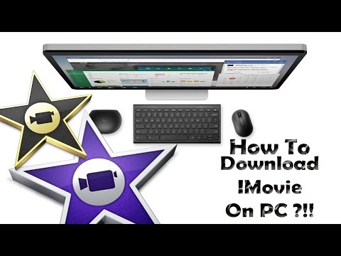 How To Download IMovie On Windows ? Is It Working Or Not Working /2017 💻🖥