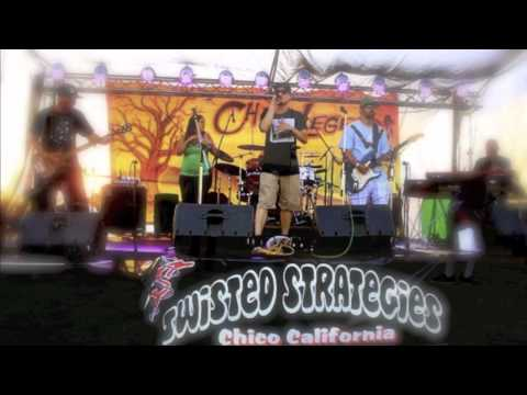 Twisted Strategies Live at Chico Legends Music Festival 2011