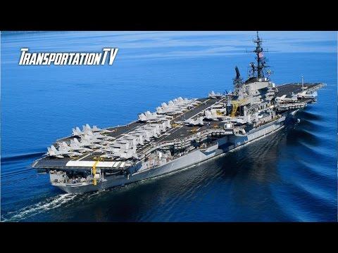 Aircraft Carrier USS Midway CV 41