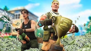 THE WORLDS BEST FORTNITE DUO (Won $510,000)
