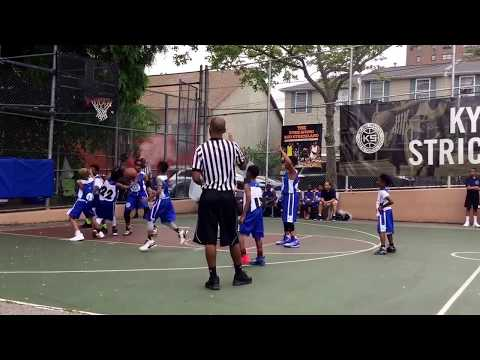 Kyrie Irving Rod Strickland Summer League 2017 Opening Day Sbiddies