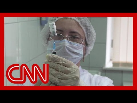 CNN goes inside critical Phase 3 trials of Russian vaccine