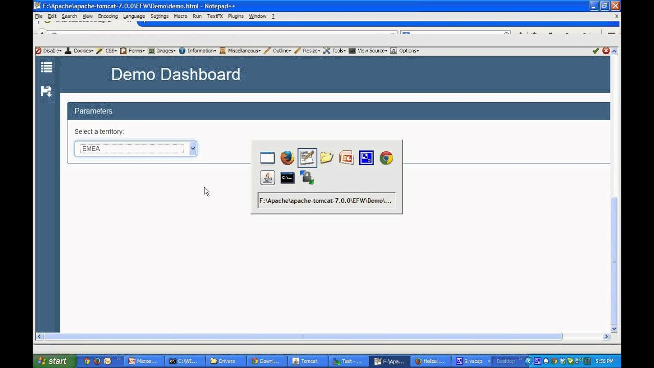 Helical Dashboard Insight 1 0