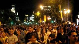 Concierto de Bisbal en Madrid, ¡tengo una corazonada!