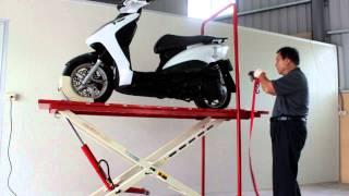 Moto Lift 摩特力股份有限公司 - [GH40SL] 機台操作影片