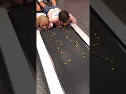 Scotty Page - Watch This: Treadmill Candy Consumption Game