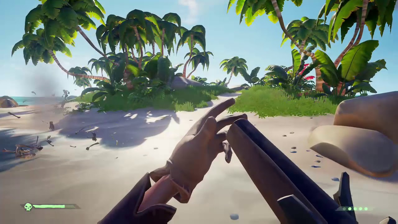sea of thieves captain hook  youtube