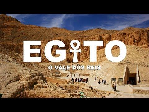 Vale dos Reis e os tesouros de Tutankamom - EGITO l Ep. 10