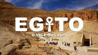 VALE DOS REIS e os tesouros de TUTANCÂMON - EGITO l 2ª Temporada l Ep. 16
