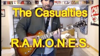 The Casualties - R.A.M.O.N.E.S. (Guitar Tab + Cover) Mp3
