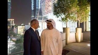أخبار عربية | الشيخ محمد بن زايد يستقبل خليفة حفتر في #أبوظبي