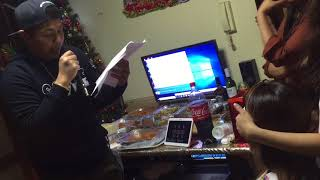 A New Year's Eve Wedding Proposal (Spoken Poetry) (Soon to be Mr. and Mrs. Agnes)