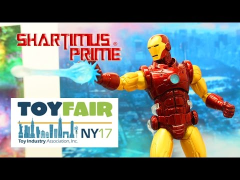 New Mezco Toyz and Interview with Pierre Kalenzaga at New York Toy Fair 2017